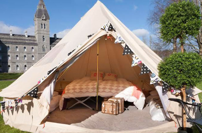 The Glamping Hotel