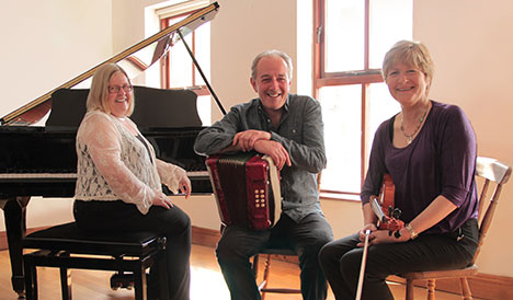 The Boruma Trio with Eamon Cotter, Karen Ryan and Pete Quinn